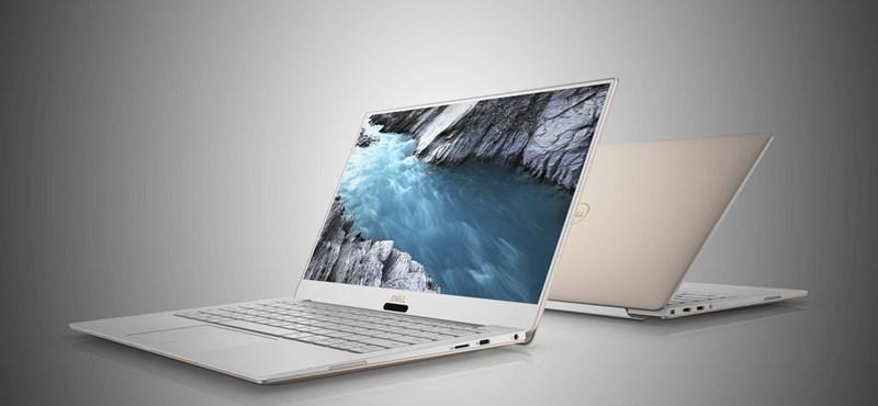 A CES egyik legizgalmasabb notebookja lehet a Dell új gépe