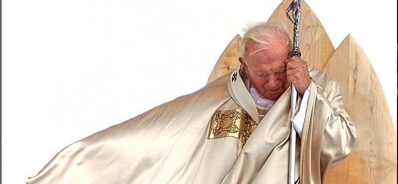 II. János Pál, a szent