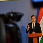 Nem ijed meg az osztrák fenyegetéstől Szijjártó