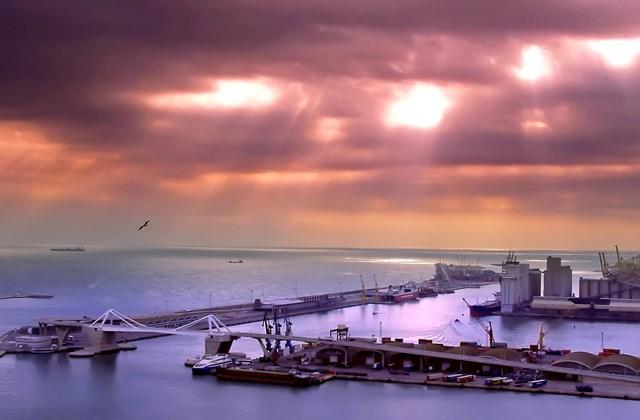 Barcelona - Kikötő
