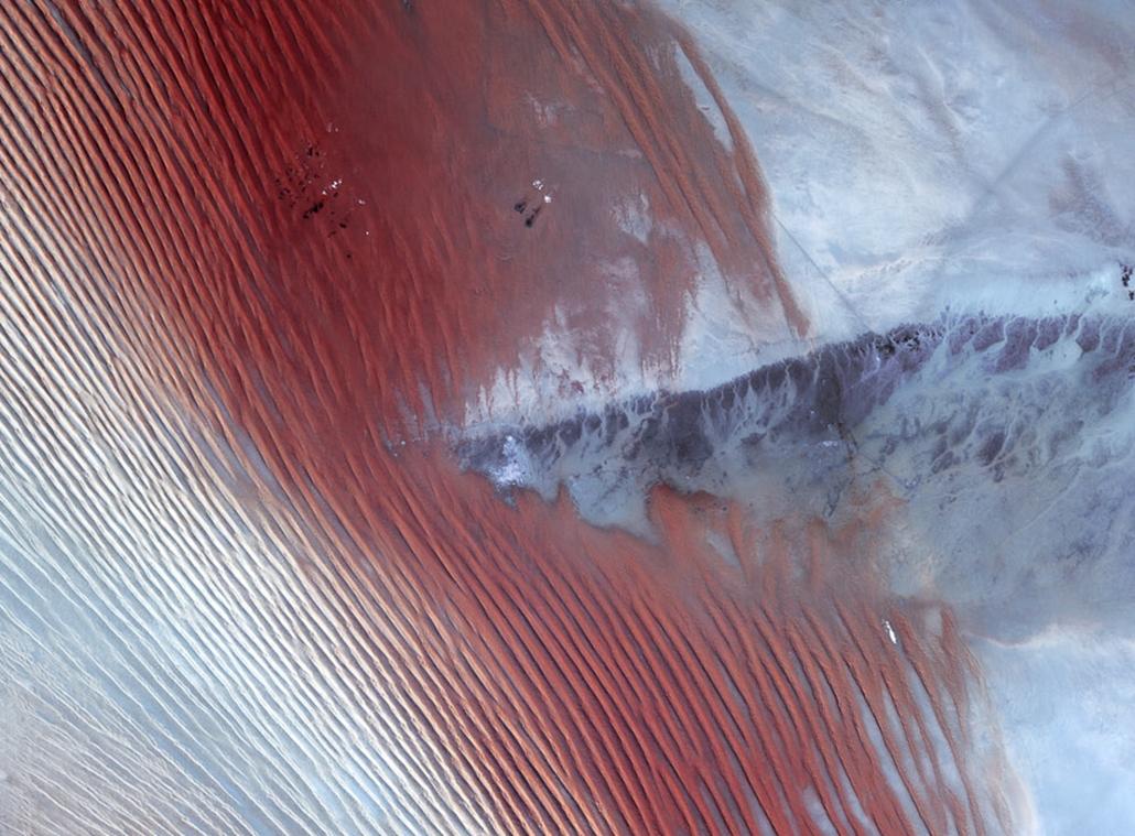 föld műholdfelvételekről nasa nagyítás