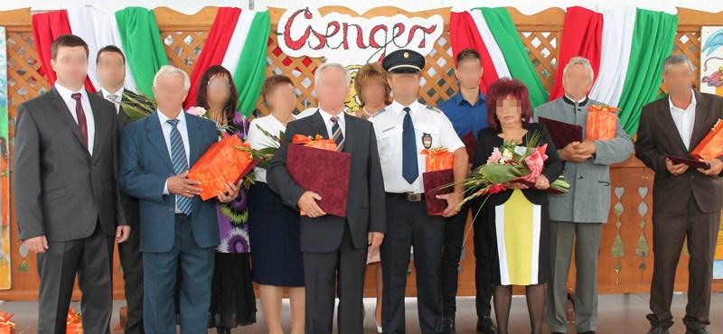 """Kósa Lajos novemberben még együtt támogatott egy iskolát a """"csengeri szélhámosnővel"""""""