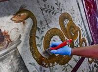 Szenzációs felfedezés: nem is akkor pusztult el Pompeji, mint évszázadokig gondoltuk