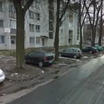 Tizenkét parkolóhely miatt vágtak ki több fát a tatabányai lakótelepen
