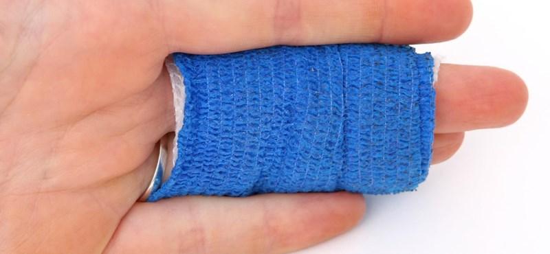 Megcsinálták a kötszert, amellyel 33%-kal gyorsabban gyógyulnak be a sebek