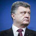 Hadiállapottal fenyeget az ukrán elnök