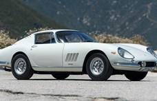 Egy 1966-os Ferrari lett a legdrágább, online aukción eladott autó