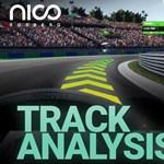 Nico Rosberg centiről-centire tanítja meg bárkinek a tökéletes íveket a Hungaroringen – videó