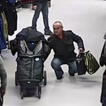Megvan, ki lopott babakocsiból a Nyugati téri Decathlonban