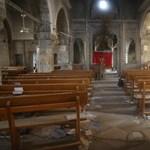 Moszul ostroma közepette is összegyűltek ma a keresztények