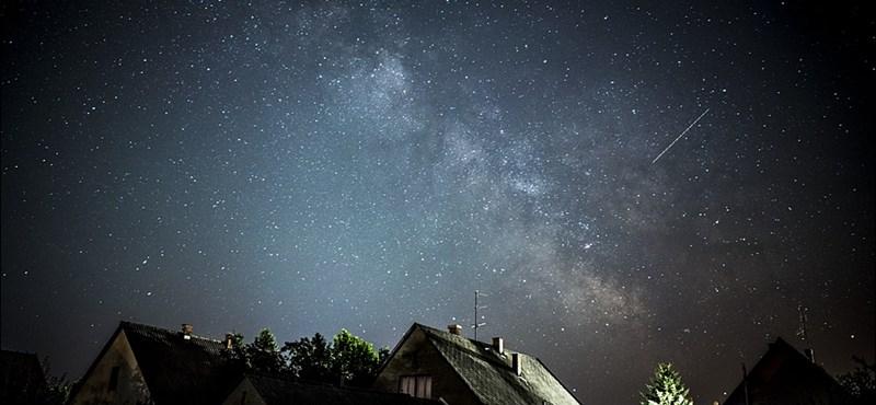 Ki ne hagyja: élete csillaghullását láthatja a hétvégén, érkeznek a Perszeidák