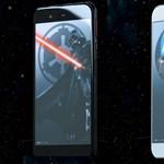 Jön az új Star Wars, jönnek a Star Wars-okostelefonok