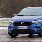 Szégyentelen árharcos: kipróbáltuk a 3,4 millió forinton nyitó teljesen új Dacia Sanderót