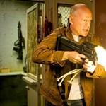 Bruce Willis tűzbe jött