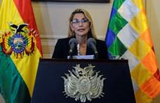 Könnygázzal tartotta vissza Bolívia a saját polgárait a határon, nehogy hazamenjenek