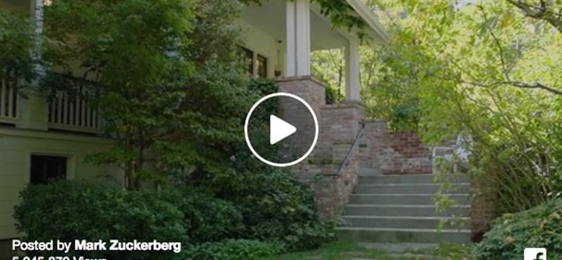 Új videót tett ki a lakásáról Mark Zuckerberg: nézze csak, mire szokott felébredni