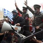 Tüntettek Merkel ellen, pedig egyre biztosabb a görögök megmentése