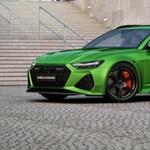 Egy Bugatti Veyron ereje van ebben az új Audi RS6-ban