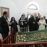 """Díjakat kapott a Gül Baba türbéje, a kormány """"kiemelkedő turisztikai attrakciója"""""""