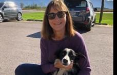 Az állását is otthagyta, hogy 57 napon át kereshesse a kutyáját - megtalálta