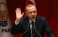 Erdogan: Ankara soha nem köt tűzszünetet Szíriában