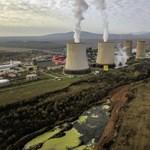 A Mátrai Erőműnél gyakorlatilag szennyvíz folyik a patakokban