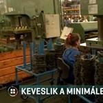 Kevesli a minimálbér-emelést a Magyar Szakszervezeti Szövetség