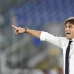 Az ezüstérem ellenére távozhat Conte az Inter kispadjáról
