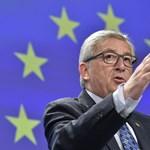 """Juncker évértékelője: """"Eljött az igazság pillanata"""""""