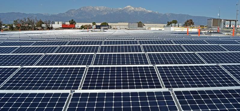 Itt a példa, hogy a Nap tényleg olcsó áramtermelő