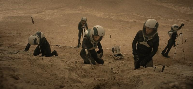 Úgy fest, egy nő lesz az első lakos a Marson