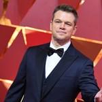 Matt Damon végre úgy döntött, hogy elhallgat