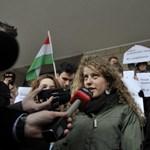 Így hagyták futni a Fidesz-székház védőjét