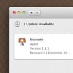 Itt az Apple Keynote javítása OS X Lionhoz