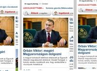 Jogsértő módon hagyta jóvá a GVH a kormányzati médiagólem létrejöttét