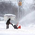 133 éves hidegrekord dőlt meg Amerikában