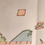 A nap videója: Kézzel rajzolta meg a Super Mario Bros első pályáját, tökéletes lett a végeredmény