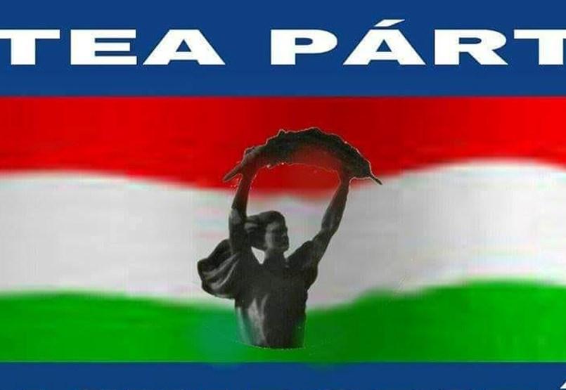 Igazinak mutatná magát, de ordas nagy kamupártnak tűnik az EP-választáson is induló Tea Párt Magyarország