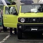 3 hét múlva itt a sokak által várt új kis Suzuki