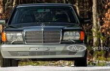 Eladó egy szinte nem is létező ritkaság, egy kombi Mercedes S-osztály