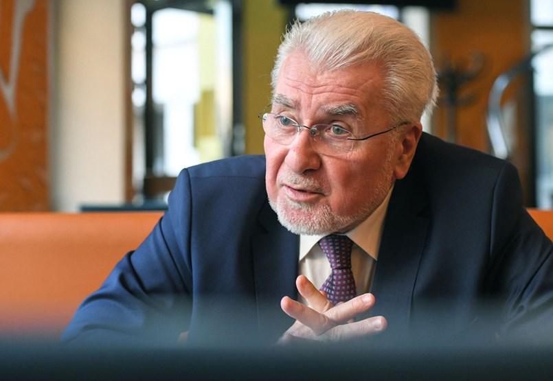 Pálinkás József: Az egyetemi modellváltás a Fidesznek csak hatalmi kérdés