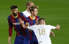 Méltósággal, de simán kikapott a Fradi Barcelonában