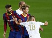 Barcelona-Ferencváros 4-1