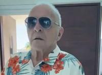 Senki nem táncol úgy 83 évesen, mint Anthony Hopkins