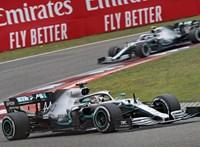 Hamiltoné a pole pozíció Monacóban