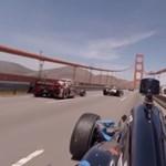 Szereti a versenyautókat? Akkor ezt a 360 fokos videót látnia kell