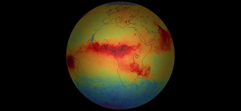 Megjött az első videó a műholdról, amelyik 24 órában figyeli a Föld levegőjének szennyezettségét