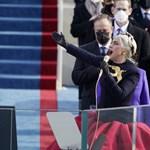 Így zengett Lady Gaga hangja Joe Biden beiktatásán