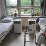 Jámbor András: Kórház aváros peremén