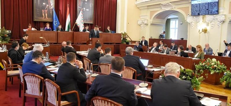 Elmarad a Fővárosi Közgyűlés ülése a járványveszély miatt